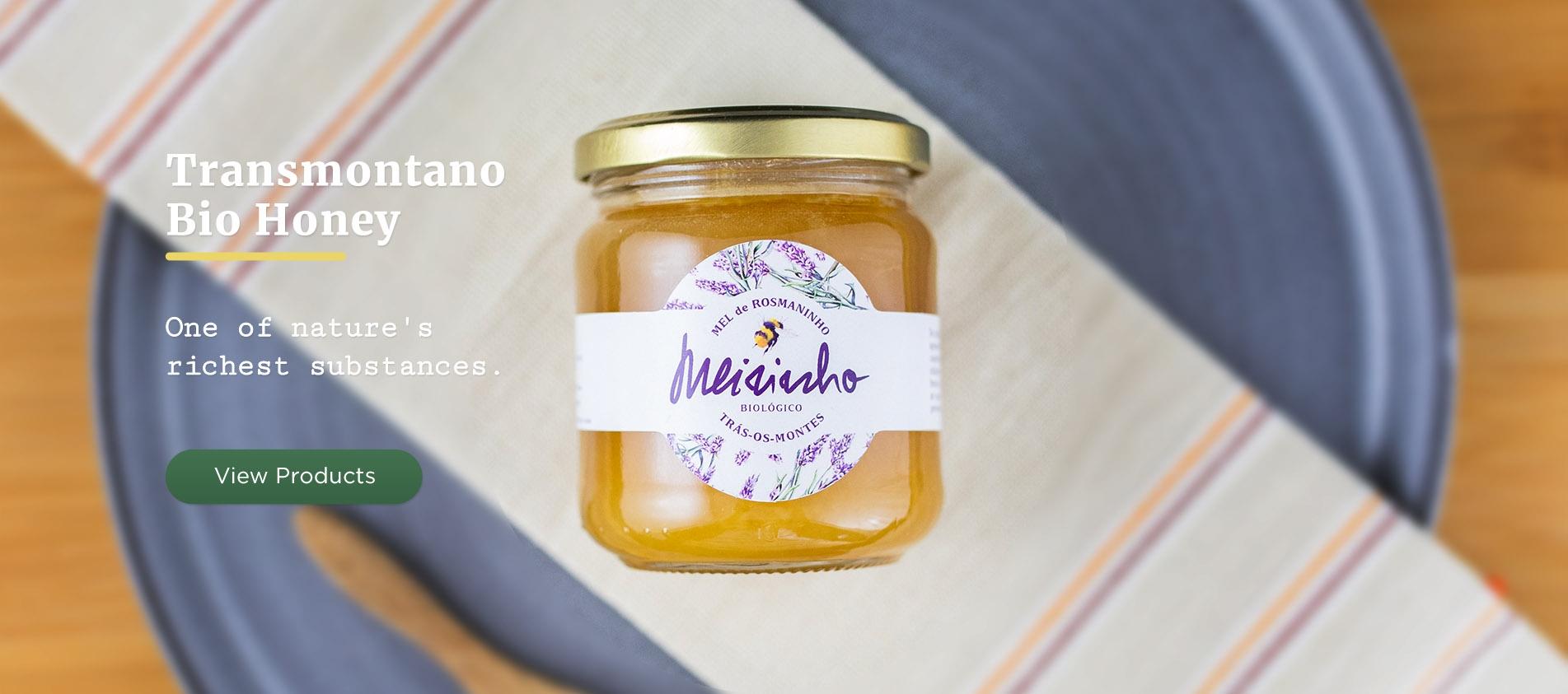 Meirinho Organic Honey